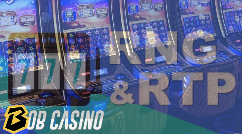 RNG and RTP effecting casino gaming