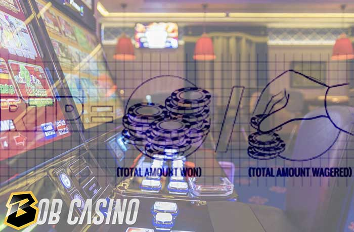 Return to player infographics in casino