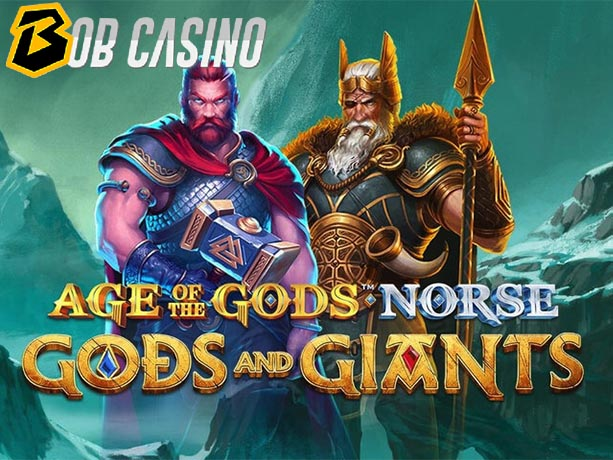 Age of the Gods™ Norse - Gods and Giants Slot review on Bob Casino