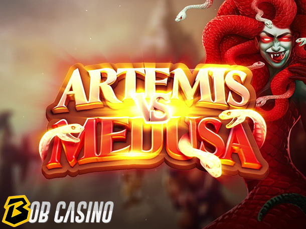 Artemis VS. Medusa Slot Review on Bob Casino