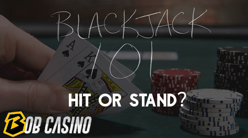 Hit or Stand in Blackjack