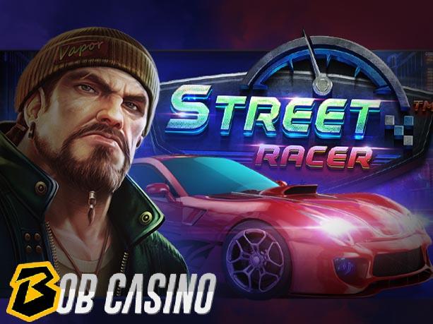 Street Racer Slot Review on Bob Casino