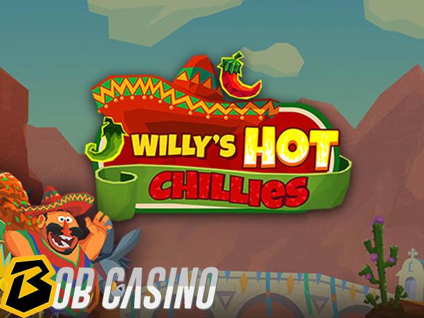 Willy's Hot Chillies Slot Review on Bob Casino