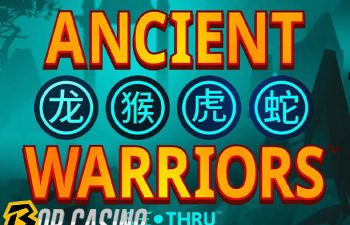 Ancient Warriors Slot Review on Bob Casino