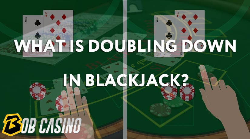 Doubling Down Strategy in Blackjack