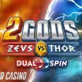 2 Gods: Zeus versus Thor Slot Review on Bob Casino