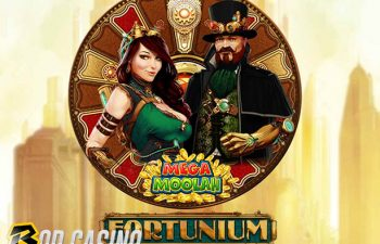 Fortunium Gold Mega Moolah Slot review on Bob Casino