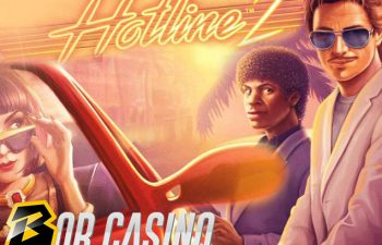 Hotline 2 Slot Review on Bob Casino