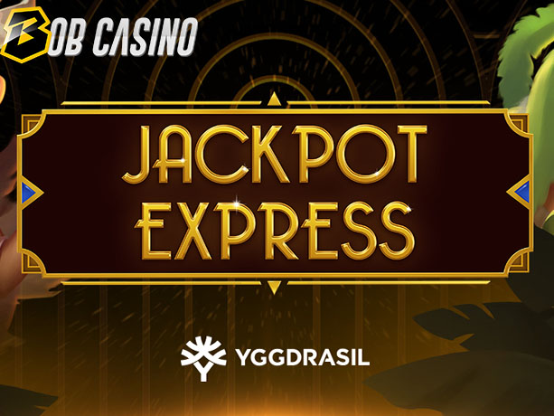 Jackpot Express Slot Review on Bob Casino