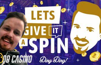 LetsGiveItASpin Twitch channel banner