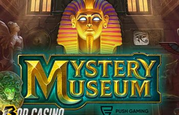 Mystery Museum Slot Review on Bob Casino