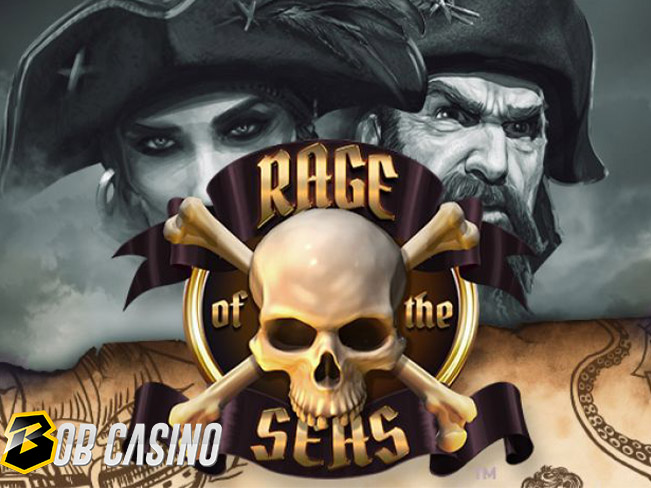 Rage of Seas Slot review on Bob Casino