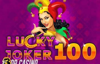 Lucky Joker 100 Slot Review on Bob Casino