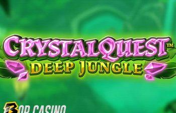 Crystal Quest™: Deep Jungle Slot review on Bob Casino