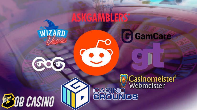AskGamblers, GamCare, Casino Grounds are some of the best casino forums