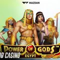 Power of Gods™: Egypt Slot review on Bob Casino