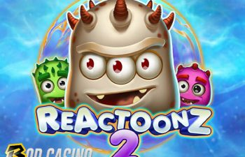 Reactoonz 2 slot review on Bob Casino