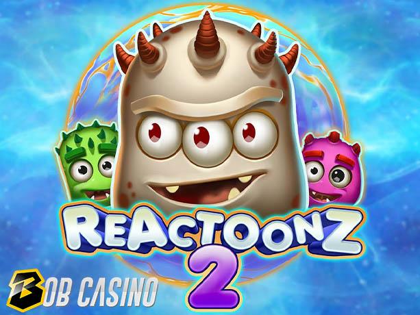 Reactoonz 2 slot review on Bob Casino
