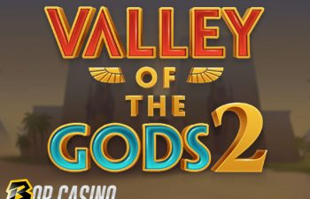 Valley of the Gods 2 Slot Review on Bob Casino