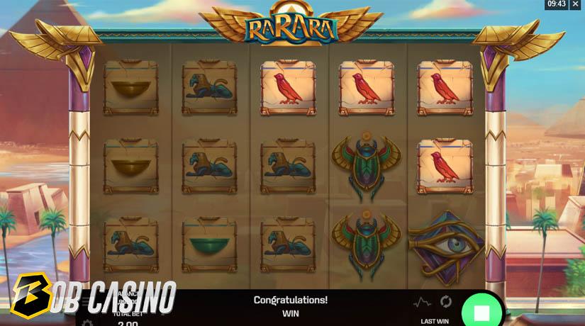 Bonus Round in Rarara
