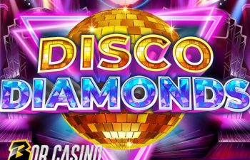 Disco Diamonds Slot review on Bob Casino