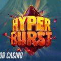 Hyper Burst Slot review on Bob Casino