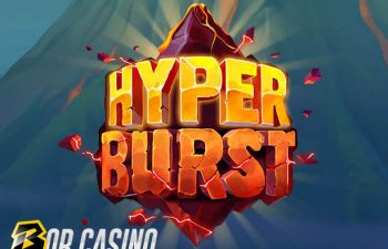 Hyper Burst Slot review on Bob Casino