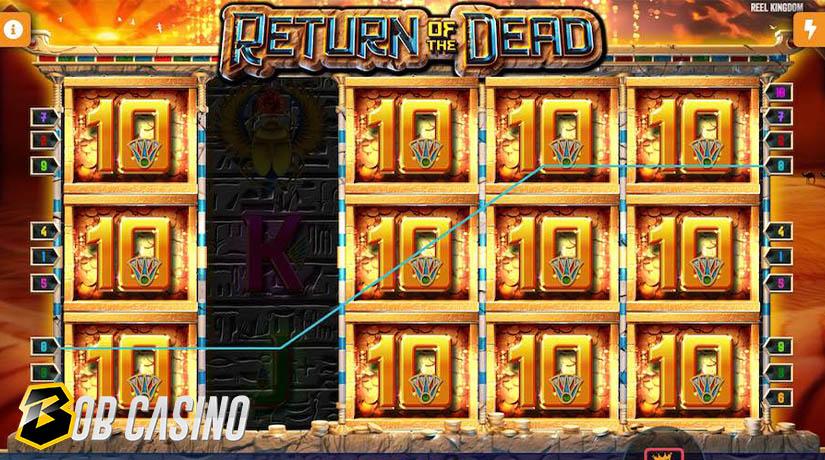 Bonus Round in Return Of Dead