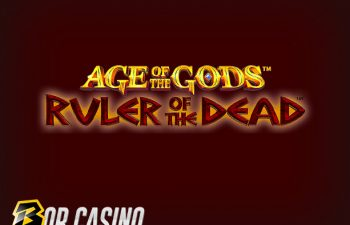 Age of the Gods- Ruler of the Dead Slot Review