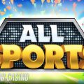 All Sports Slot Review on Bob Casino