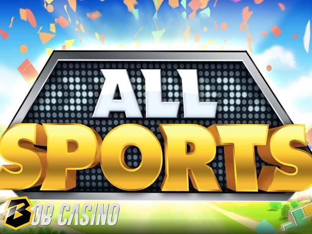 All Sports Slot Review on Bob Casino