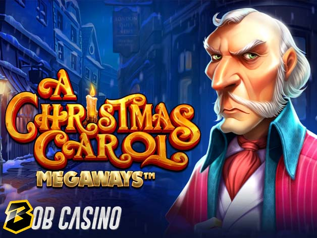 Christmas Carol Slot review on Bob Casino