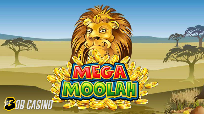 Classic Mega Moolah slot from Microgaming - the slots with the most jackpots.