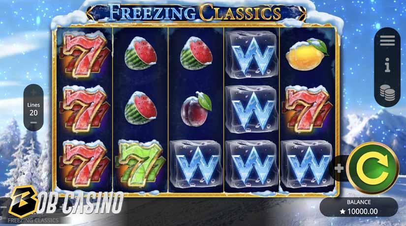 Bonus Round in Freezing Classic
