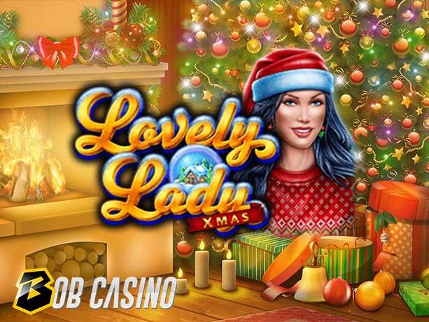 Lovely Lady Xmas Slot Review on Bob Casino