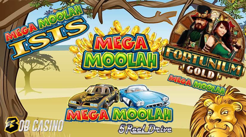 Best Mega Moolah Slots with Mega Moolah biggest wins.