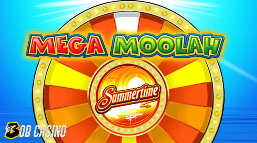 Mega Moolah Summertime