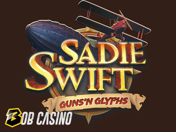 Sadie Swift: Guns and Glyphs Slot review on Bob Casino