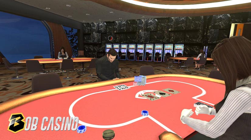 Virtual Reality online casino