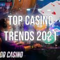 Top online gaming trends of 2021