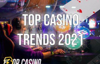 Top online gaming trends of 2021