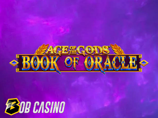 Age of the Gods- Book of Oracle Slot Review