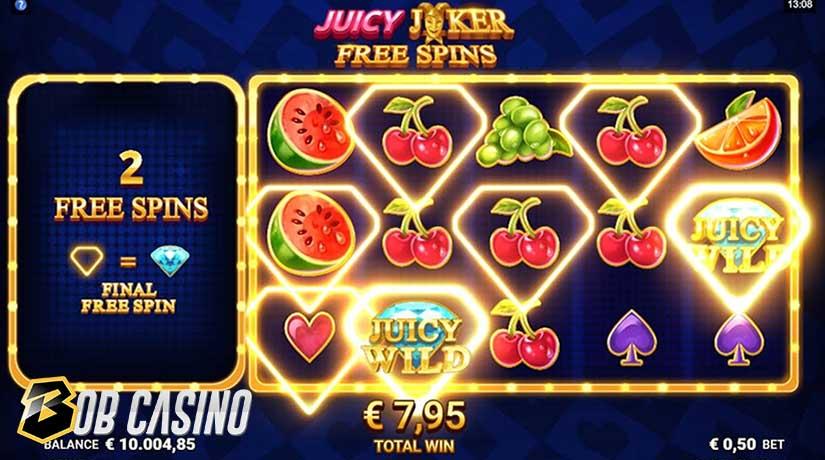 Jackpot in Juicy Joker