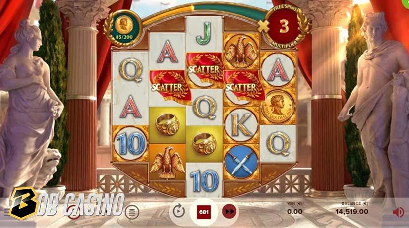 Bonus Round in Rome - The Golden Age