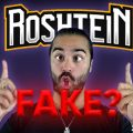 Is Roshtein Fake?
