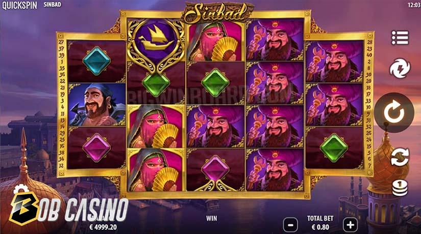Sinbad Bonus Round