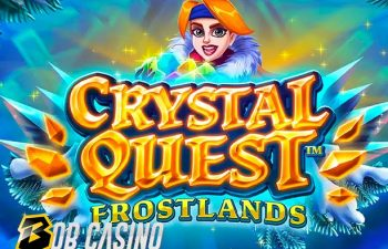 Crystal Quest: Frostlands Slot Review