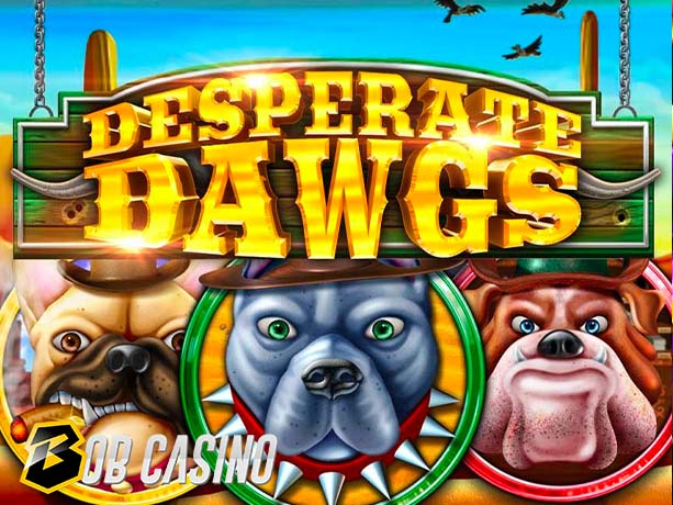 Desperate Dawgs Slot Review