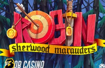 Robin Sherwood Marauders Slot Review