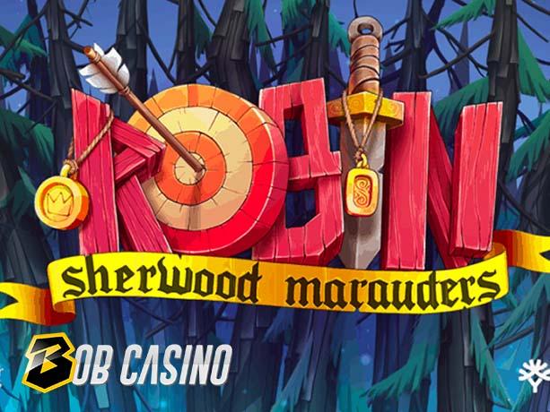 Robin Sherwood Marauders Slot Review